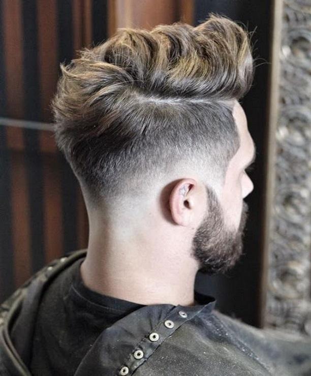 Corte de cabelo masculino low fade
