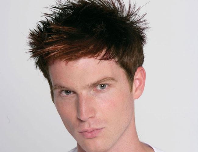 cabelo repicado masculino