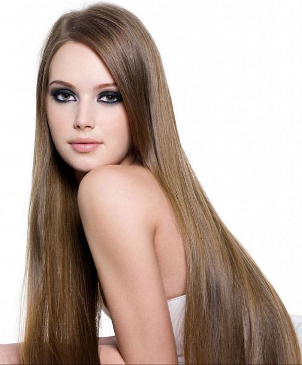 cabelos longos pretos