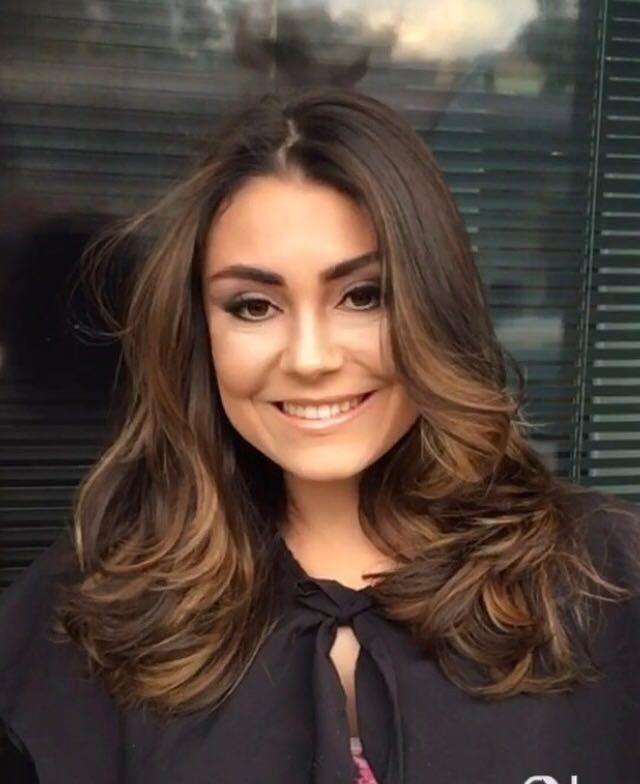 contour hair