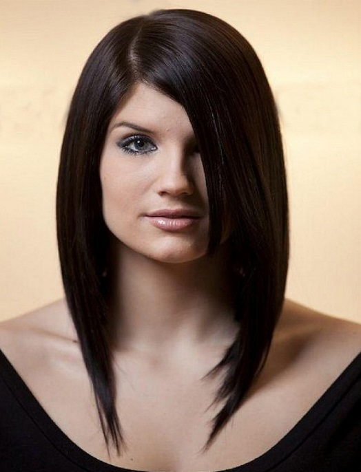 corte de cabelo feminino curto atras e comprido na frente passo a passo